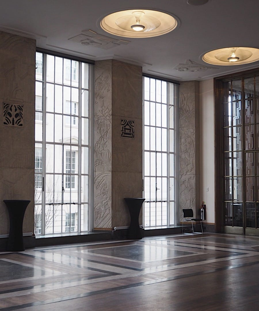 Art Deco Heaven: Inside RIBA London
