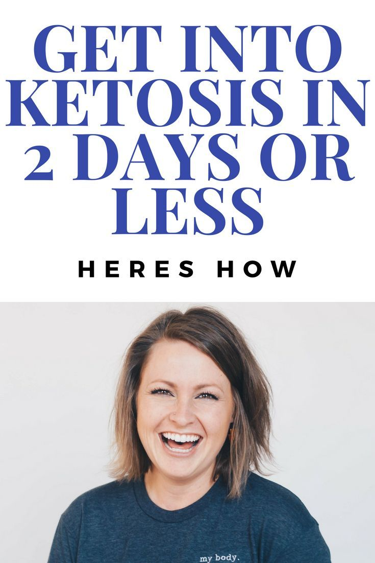 Nutritional Ketosis: How To Get Into Ketosis Fast