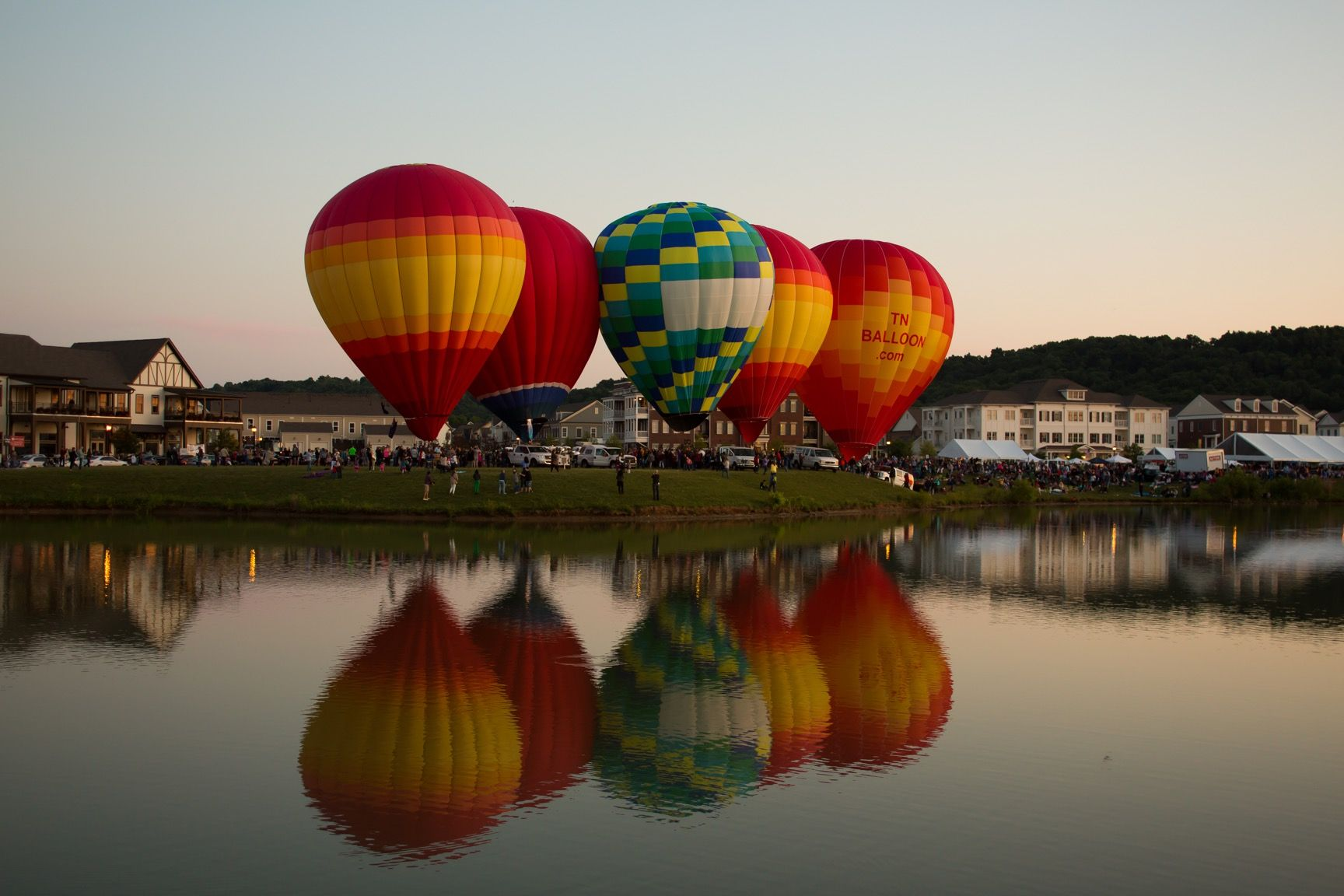 Events franklin tennessee hot air balloon festival