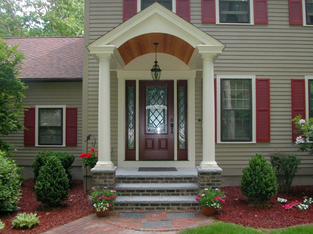 Image Result For Brick Steps Porch Design Front Porch Steps Front Porch Design