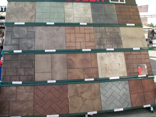 Stamped Concrete Patterns MI | Decorative Concrete Patterns MI ...