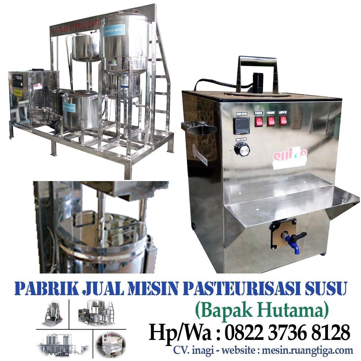 Pin di 082237368128 Jual Mesin Pasteurisasi Susu Sapi