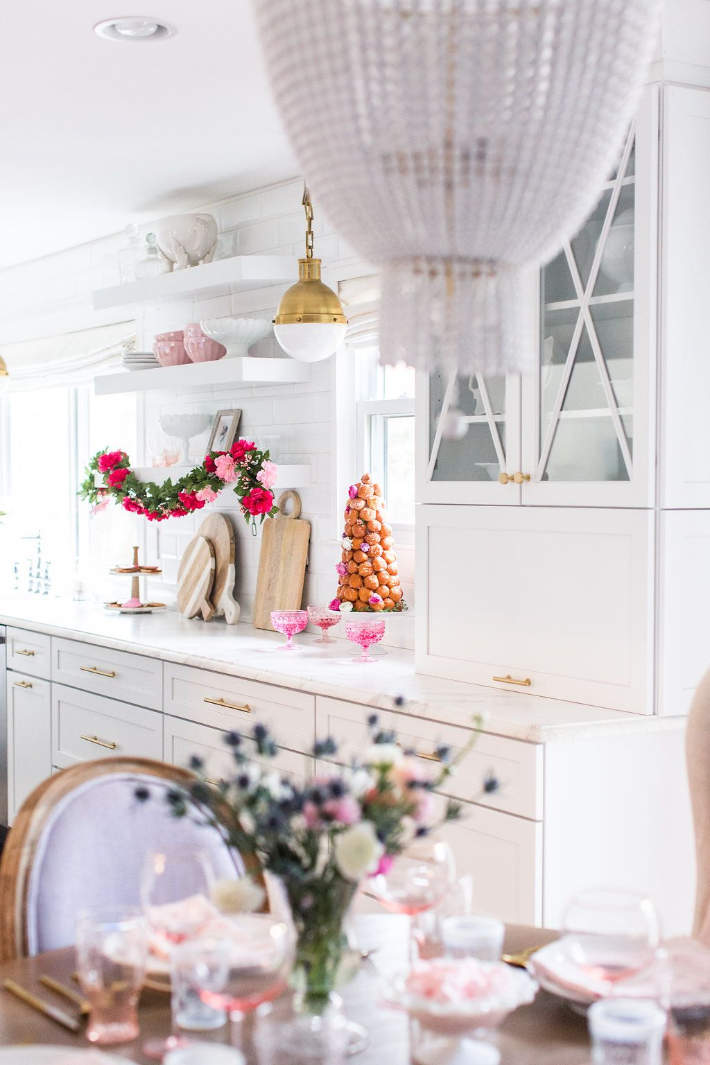 A Valentines Day Brunch for Two - Valerie Wheeler Interiors ...