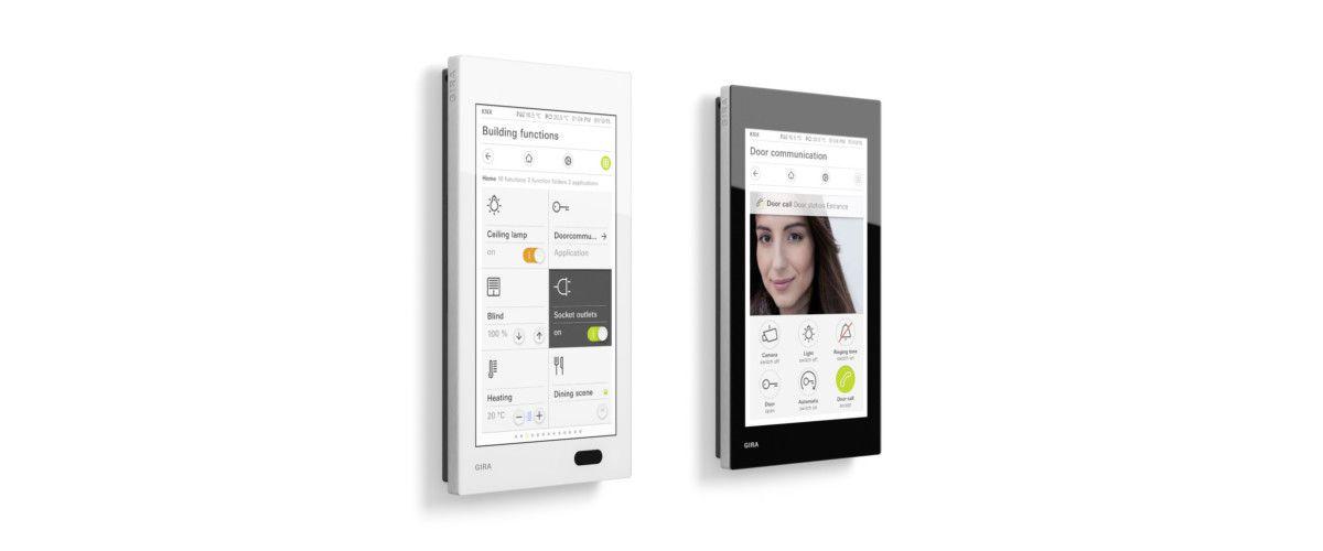 Gira G1 Room Controller Home technology, Building