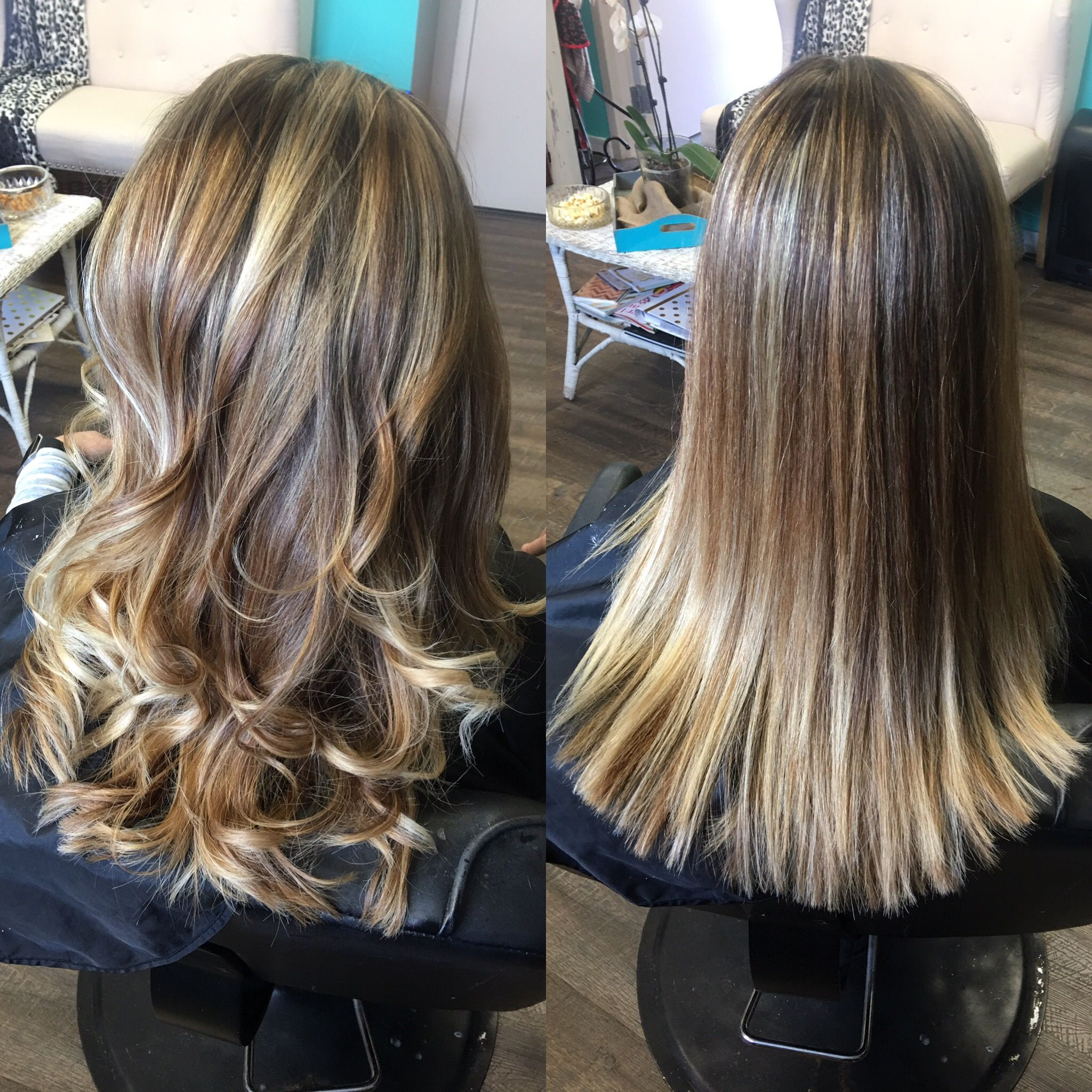 Pin By Vanessa Porter On Southern Lady Salon Hair Styles Long Hair Styles Beauty