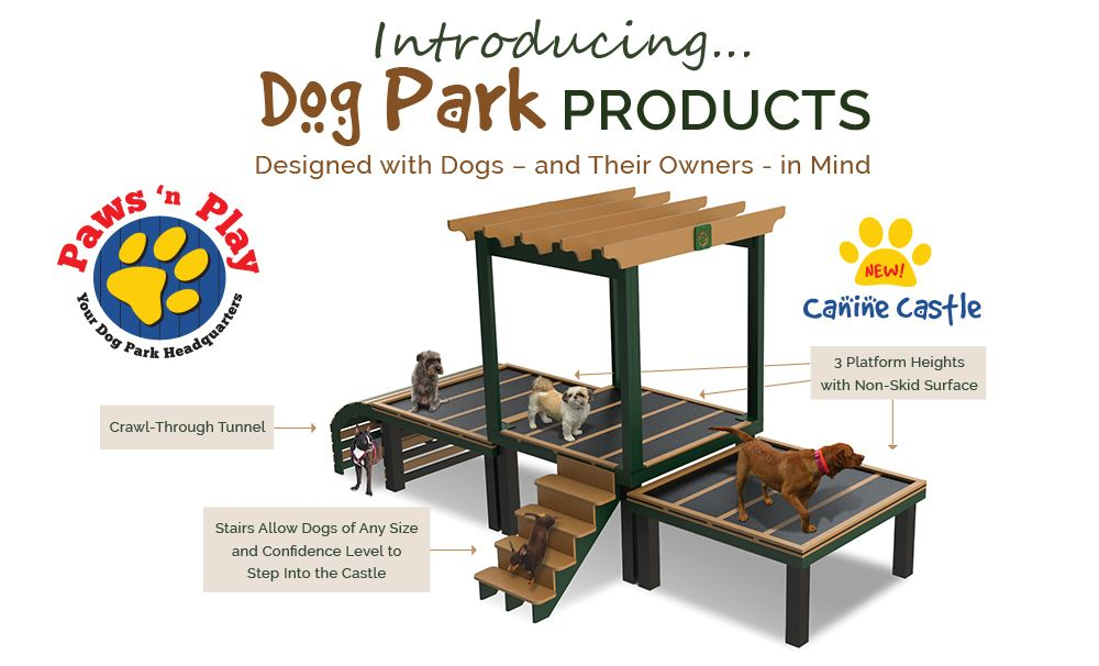 Dog Park Products | Dog Park Equipment | Barco Products ...