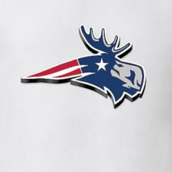 Moose New England Patriots Logo Parody 3d Quinn Ojinnaka Pats Dynasty Patriot Nation Ultimate Football New England Patriots Logo Patriots New England Patriots