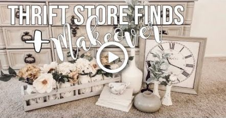 THRIFT STORE FINDS + MAKEOVER #thriftstorefinds THRIFT STORE FINDS + MAKEOVER #diy #thriftstoreupcycle THRIFT STORE FINDS + MAKEOVER #thriftstorefinds THRIFT STORE FINDS + MAKEOVER #diy #thriftstorefinds