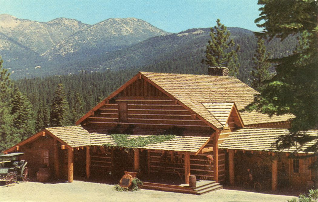The good old days bonanza ranch incline village and nevada for Cartwright builders