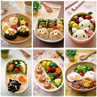 mai s bento blog so many cute lunches simple bento ideas for kids recipes pinterest. Black Bedroom Furniture Sets. Home Design Ideas