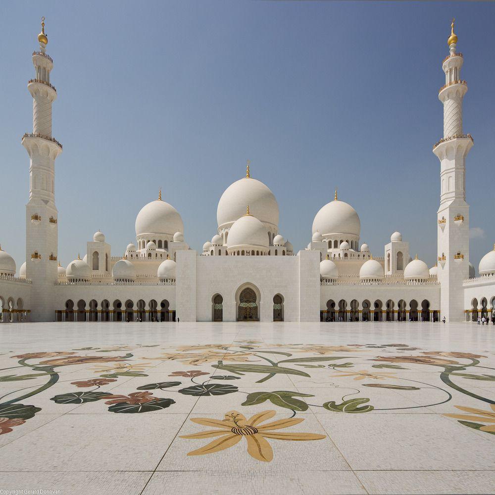 مسجد الشيخ زايد Travel Abu Dhabi Taj Mahal
