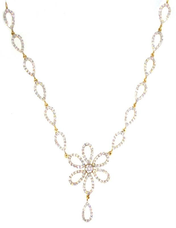 Magnificent Diamond Necklace | diamonds4you. See more: http://www.diamonds4you.com/item/21207047.aspx. #diamonds #necklace #jewellery #diamondjewellery #diamondnecklace #onlinejewellery