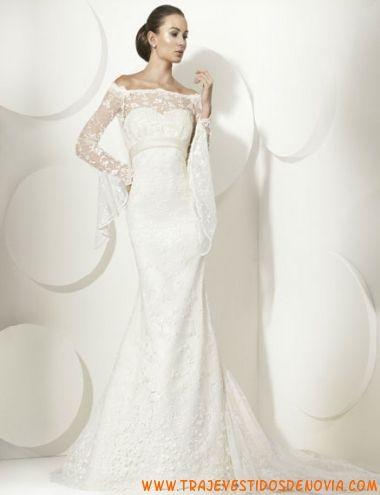 look 08 vestido de novia franc sarabia | vestidos de novia en