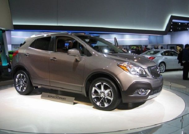 2016 Buick Encore Specs Review And Price