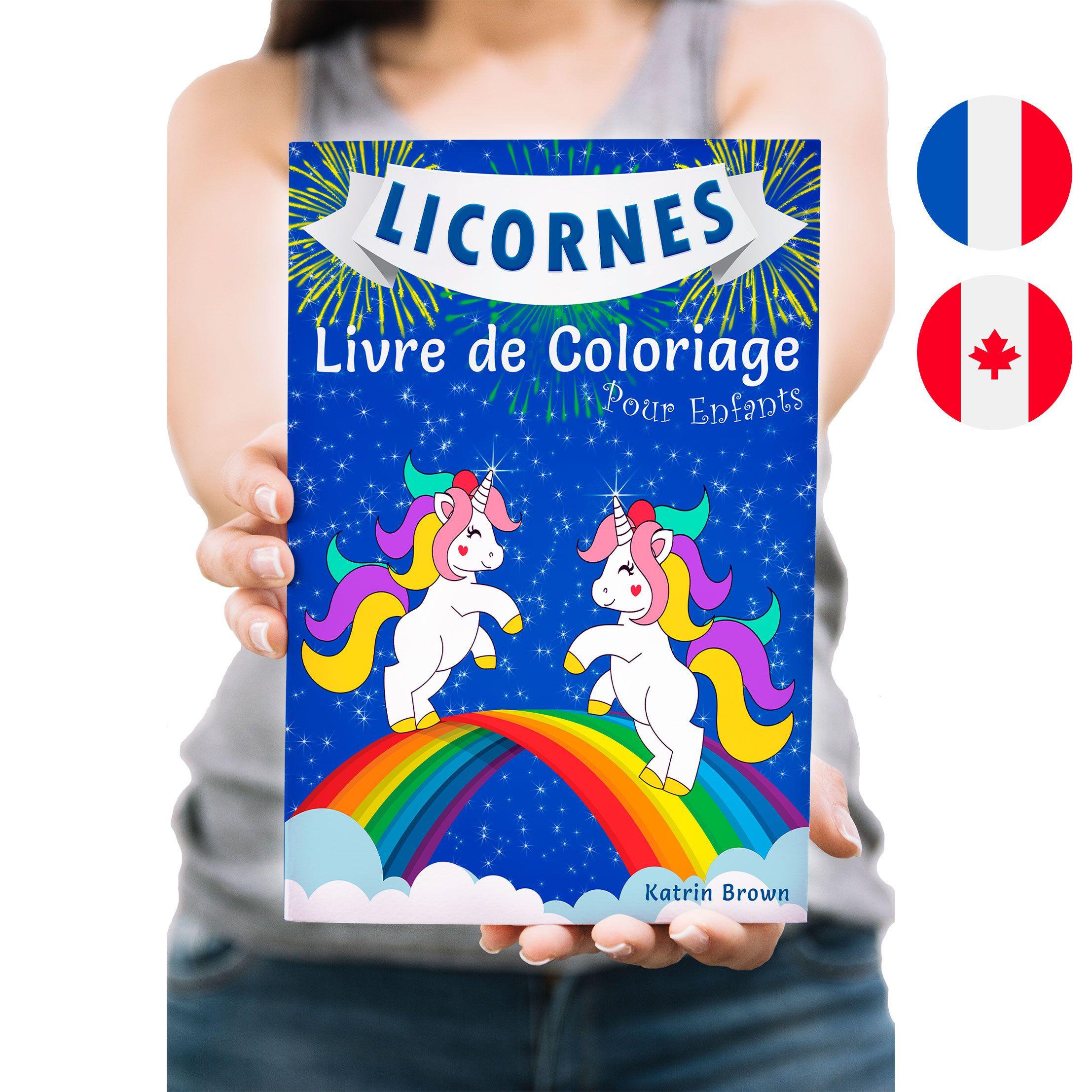 Voici Un Merveilleux Livre De Coloriage Pour Enfants Rempli