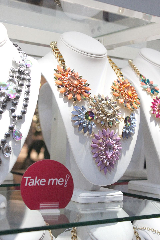 Flower Necklace #TakeMe