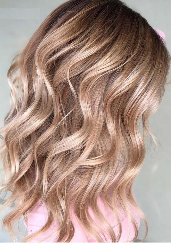 15 Rooted Blonde Balayage Hair Colors Techniques in 2018 | Hair ...