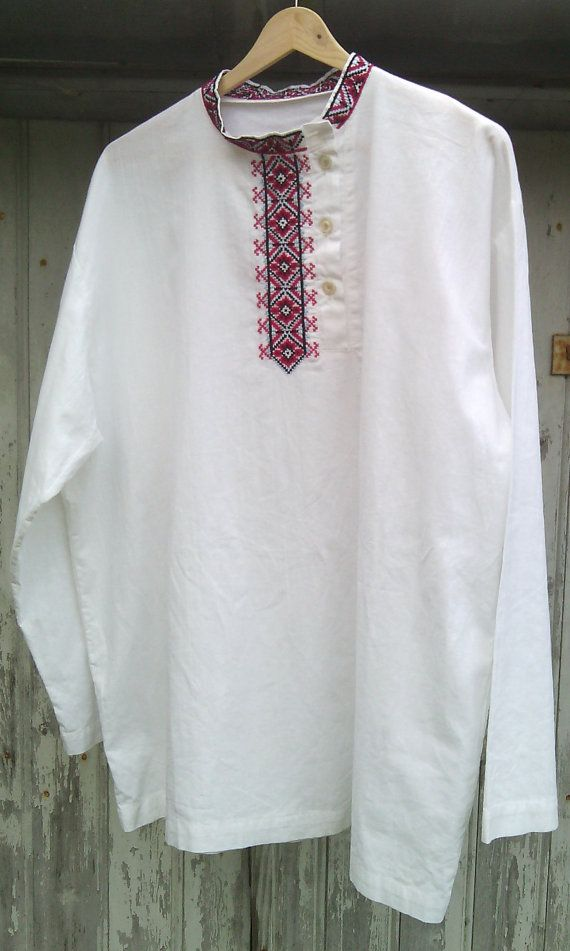info pour accbc db308 Chemise homme russe Kosovorotka brodée | Clothing | Hommes ...