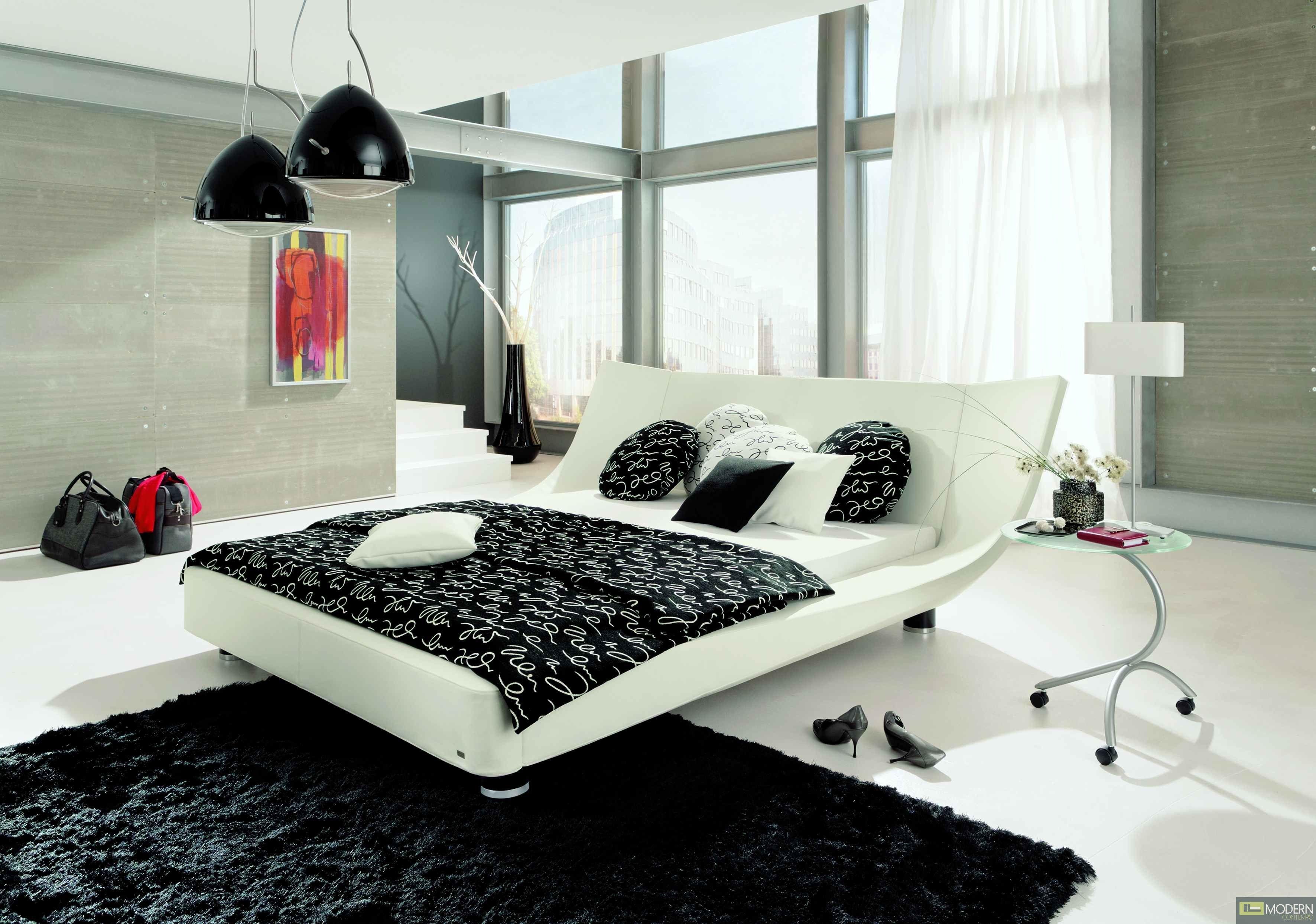 Cocoon Betten modern contemporary platform mercatus ruf betten cocoon bed