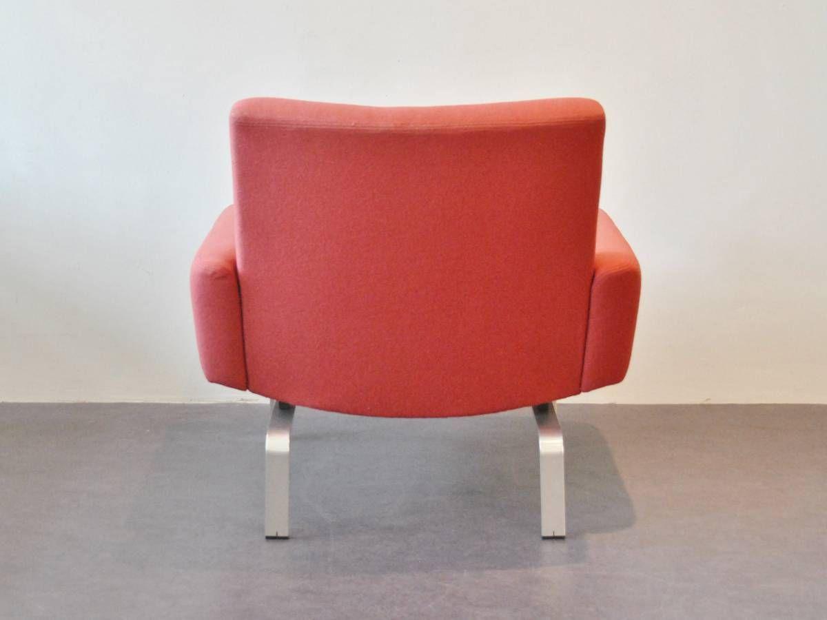 Highly rare lounge chair by Jørgen Høj, 1960's - NOVAC Vintage