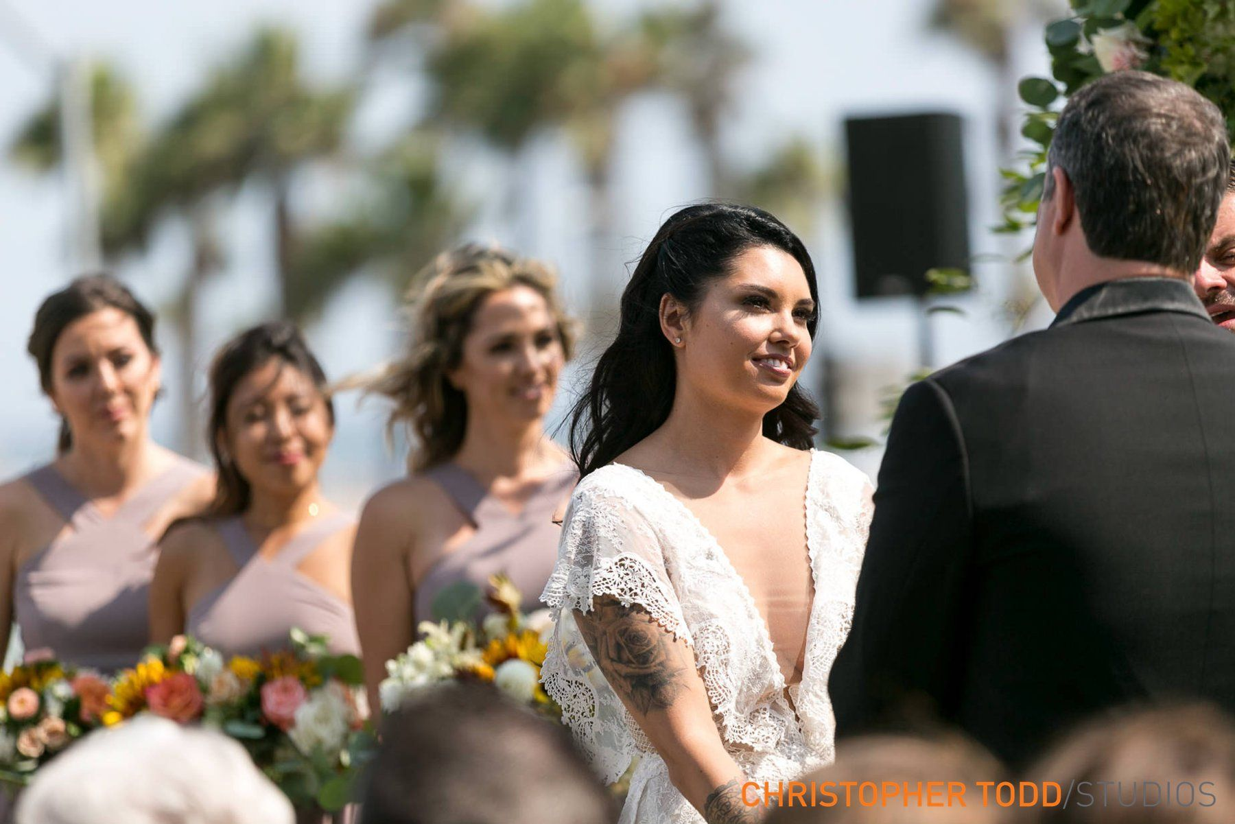 Pasea Hotel Huntington Beach Wedding is part of Hotel lawn Wedding Venues - Pasea Hotel Huntington Beach wedding venue is an oceanfront resort  Outdoor ceremonies, cocktail hour on the lawn, reception in the ballroom