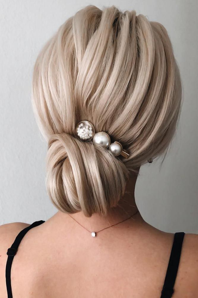 50 Chignon Hairstyles For A Fancy Look | LoveHairStyles.com