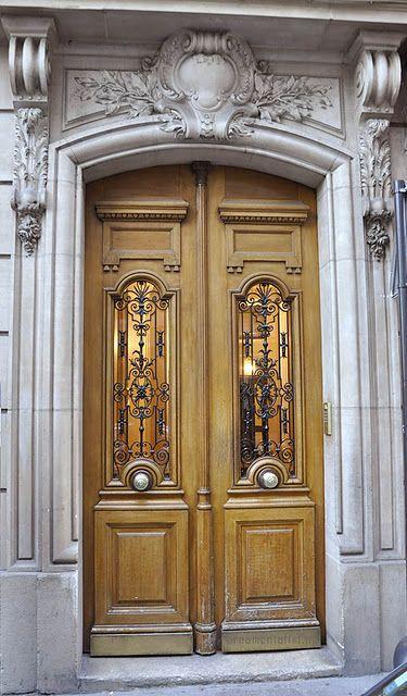 Saint-Germain-des-Pres Doors Pinterest Ventana, Puertas - puertas de entrada