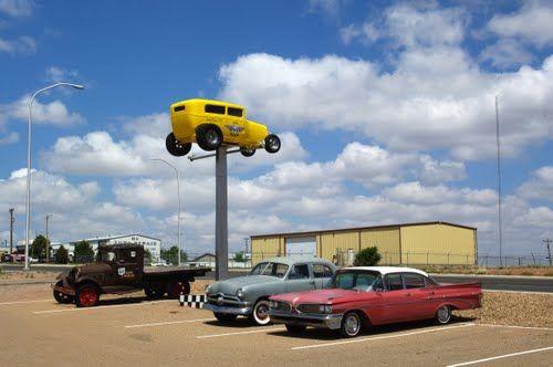 Santa Rosa NM, Route 66 Auto Museum