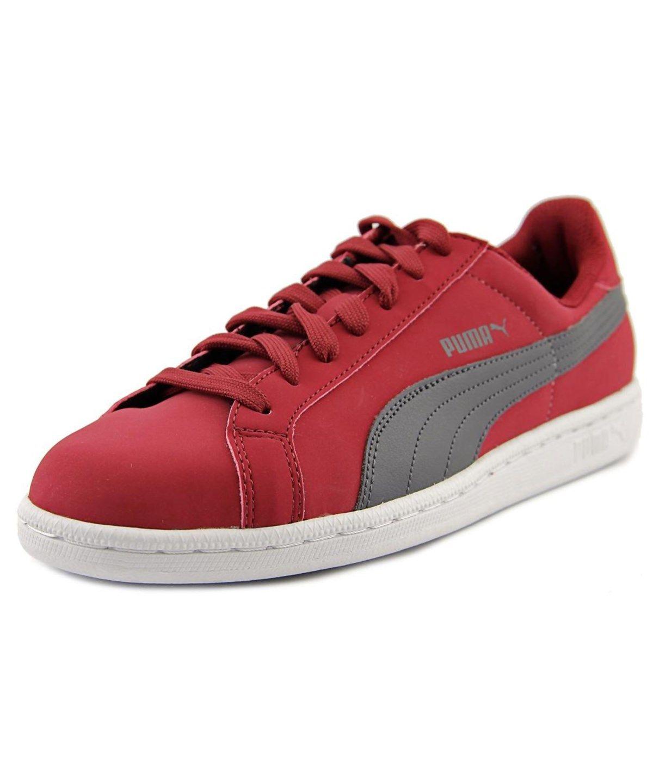 PUMA PUMA SMASH BUCK MEN ROUND TOE SYNTHETIC SNEAKERS'. #puma #shoes #