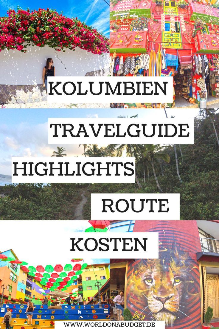 Photo of Colombia Backpacking – 16 sights for your trip