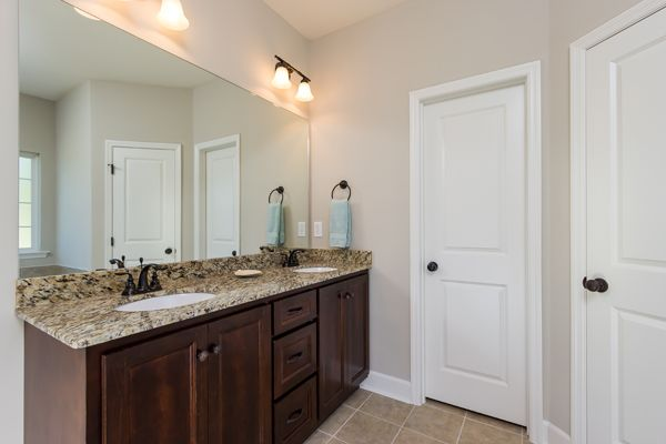 spectacular bathroom vanities brampton. Master Bath w Gentleman s Height Vanity  Granite Top CircaHomes com