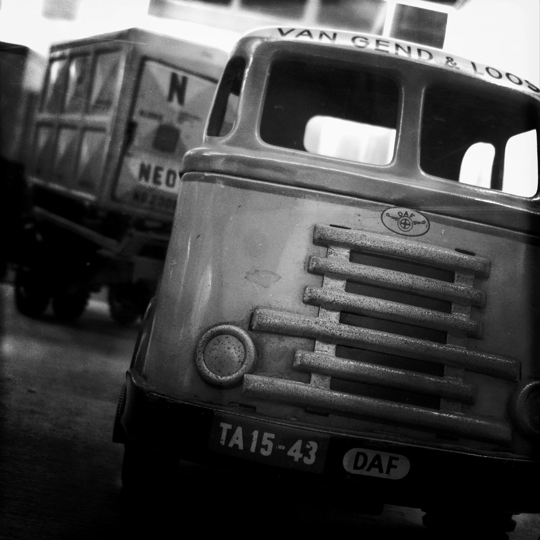 Classic modelcar