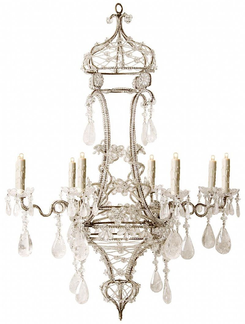 Ebanista Beautiful Lighting 2 Chandelier