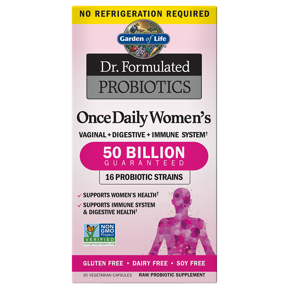 Dr. Formulated Probiotics Once Daily Women's 50 Billion