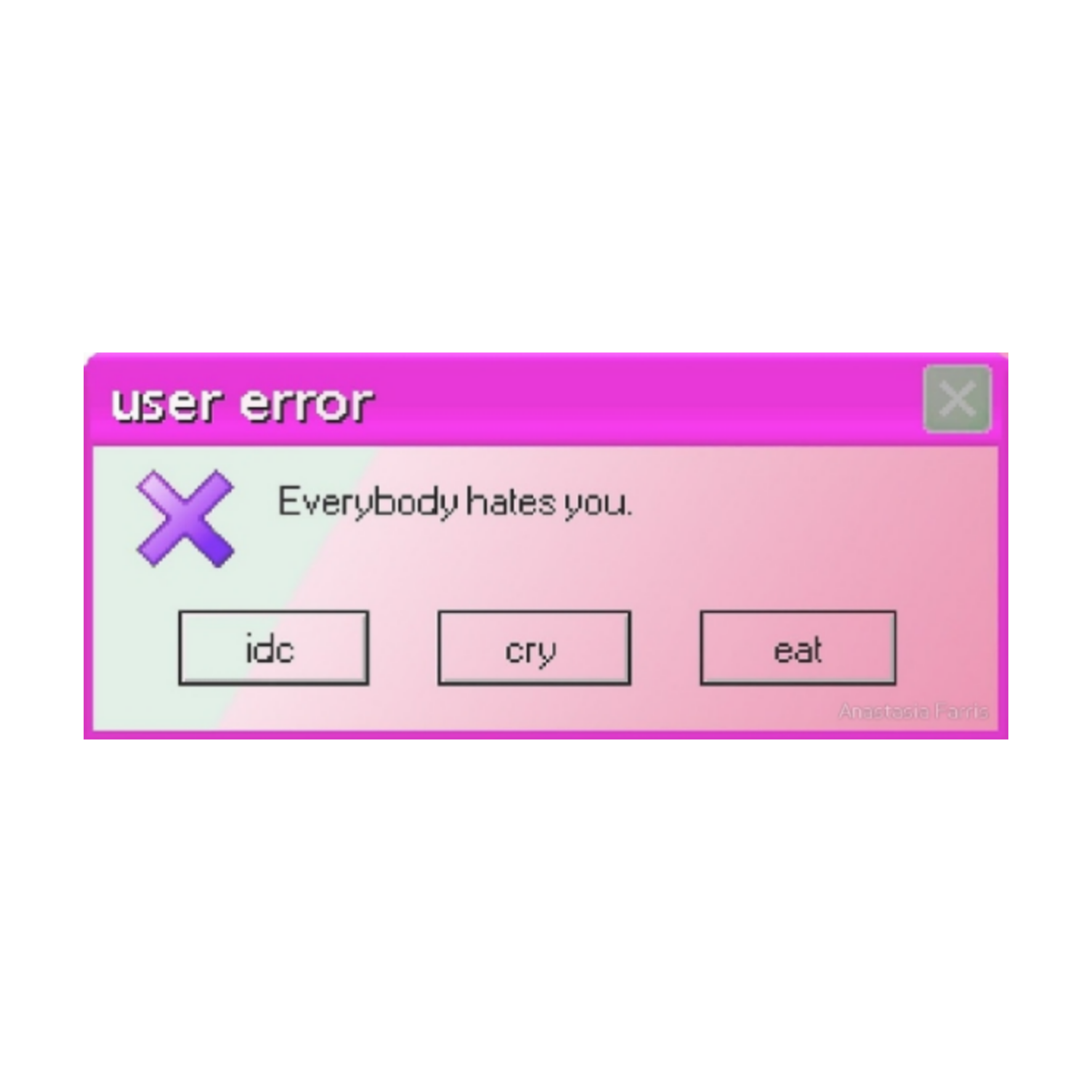 Freetoedit Pc Error Pink Tumblr Aesthetic Windows Computer Remixit Computer Error Mood Quotes Editing Pictures