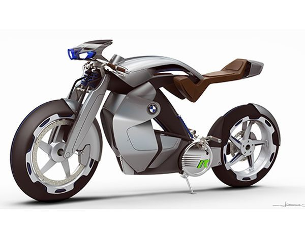 bmw ir la moto de course du futur moto moto electrique. Black Bedroom Furniture Sets. Home Design Ideas