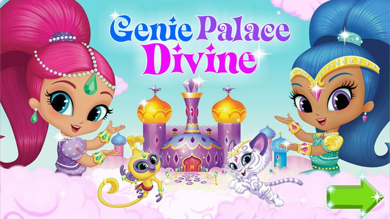 shimmer and shine games Buscar con Google Shimmer y