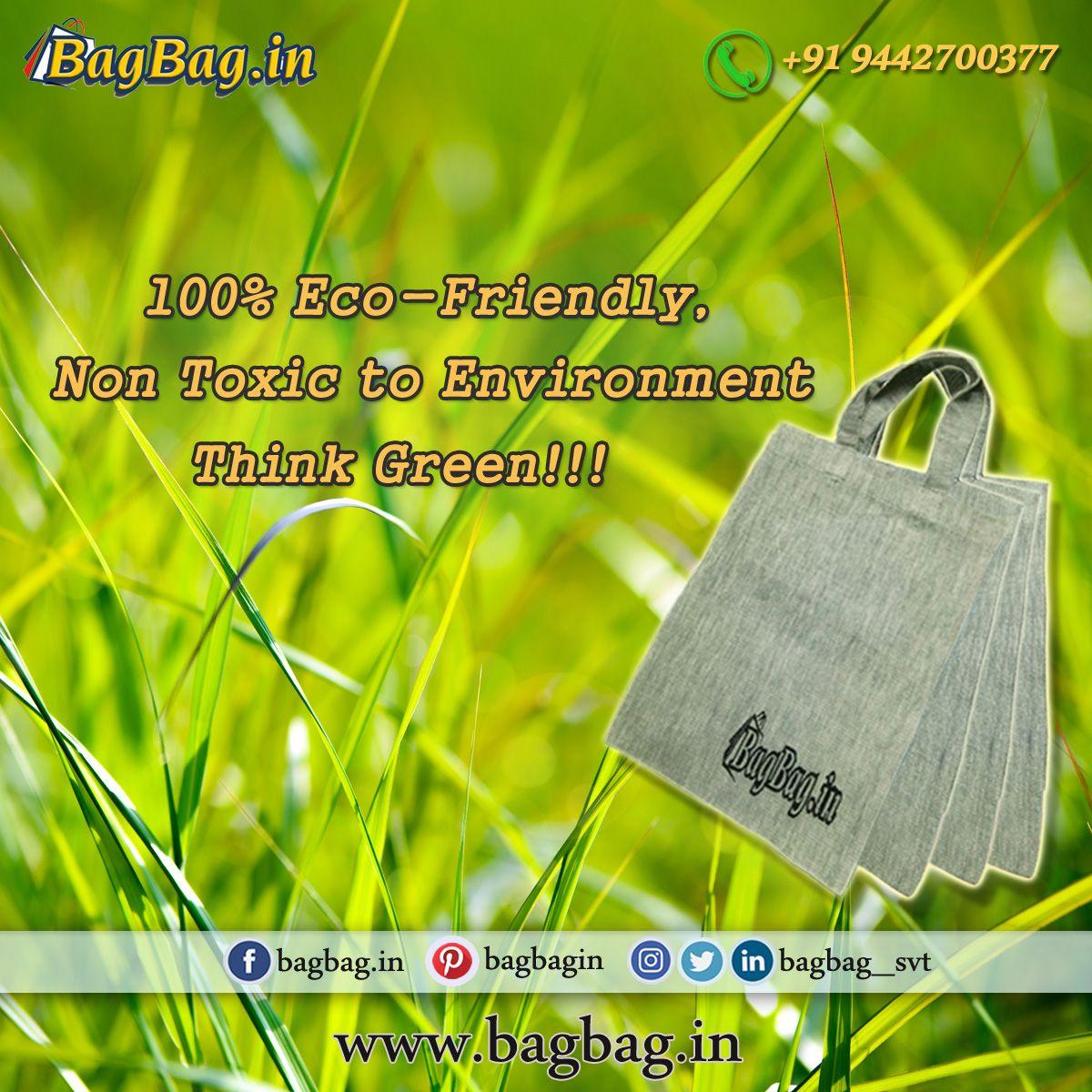 100 Eco Friendly