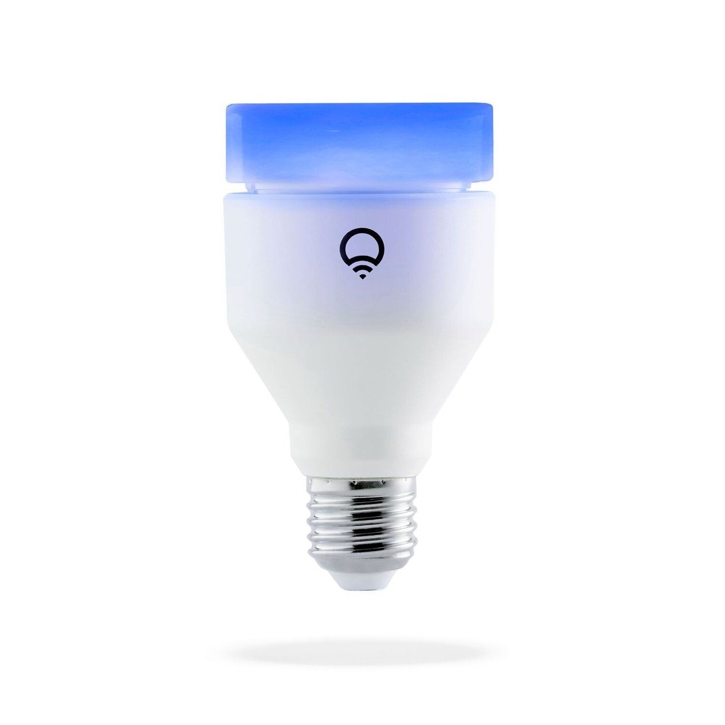 Led Smart Wifi Bulb A19 Led Smart Bulb White Rgb E26 7w Equivalent 60w Work With Alexa Siri And Google Assistant Without Hub For Ressidential Light Bulb