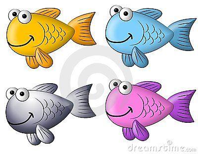 fish clip art colourful cartoon fish clip art royalty free stock