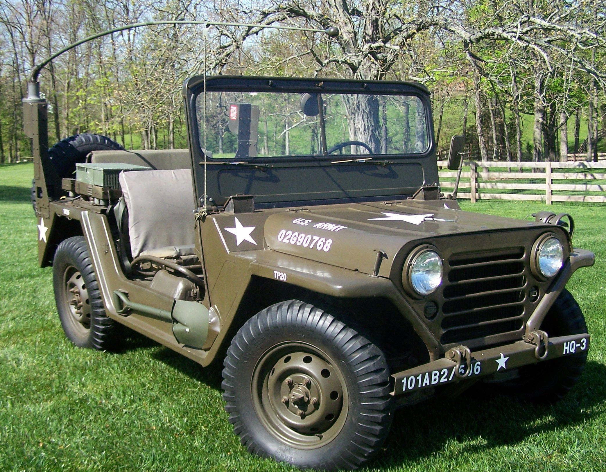 M151 jeep mutt
