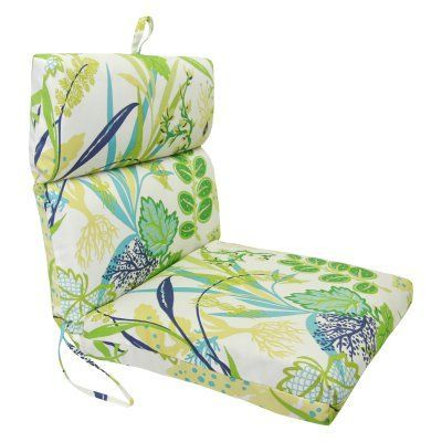 Jordan Manufacturing 44 X 22 In Outdoor Chair Cushion Products