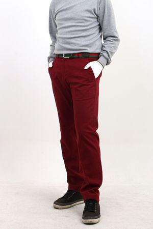 제이크로우 하운드투스 체크 골프 바지 JCROW Houndstooth Check golf pants  www.jamesmartin.kr