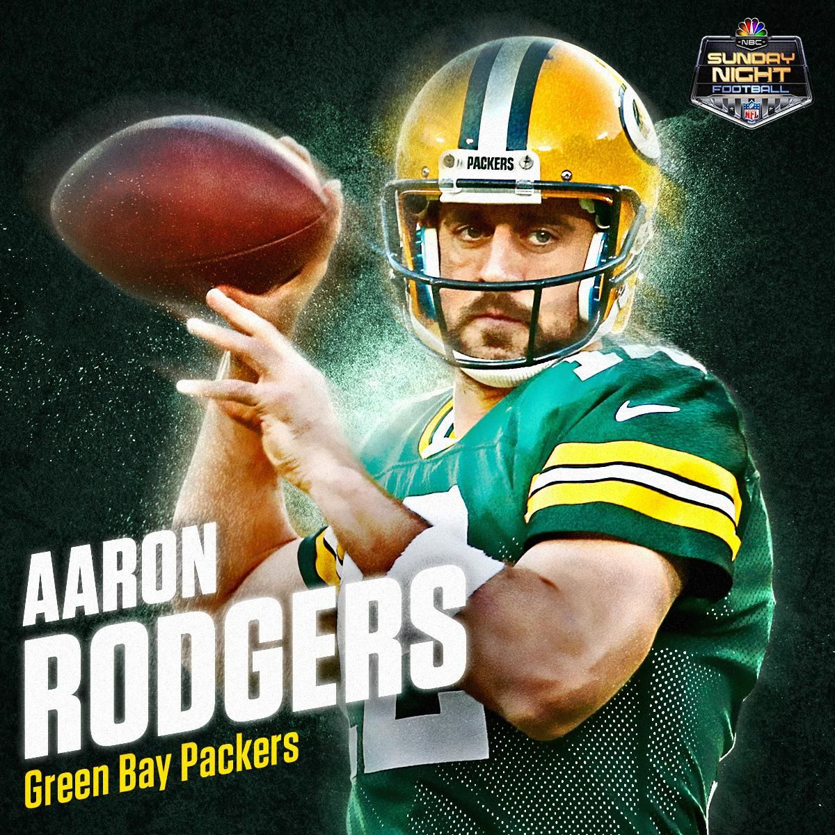 Packers Rodgers Green Bay Sports Graphic Design Green Bay Packers