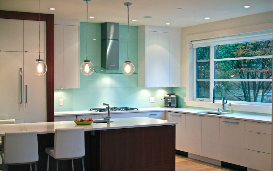 solid glass backsplash kitchen solid glass backsplash new kitchen 5598