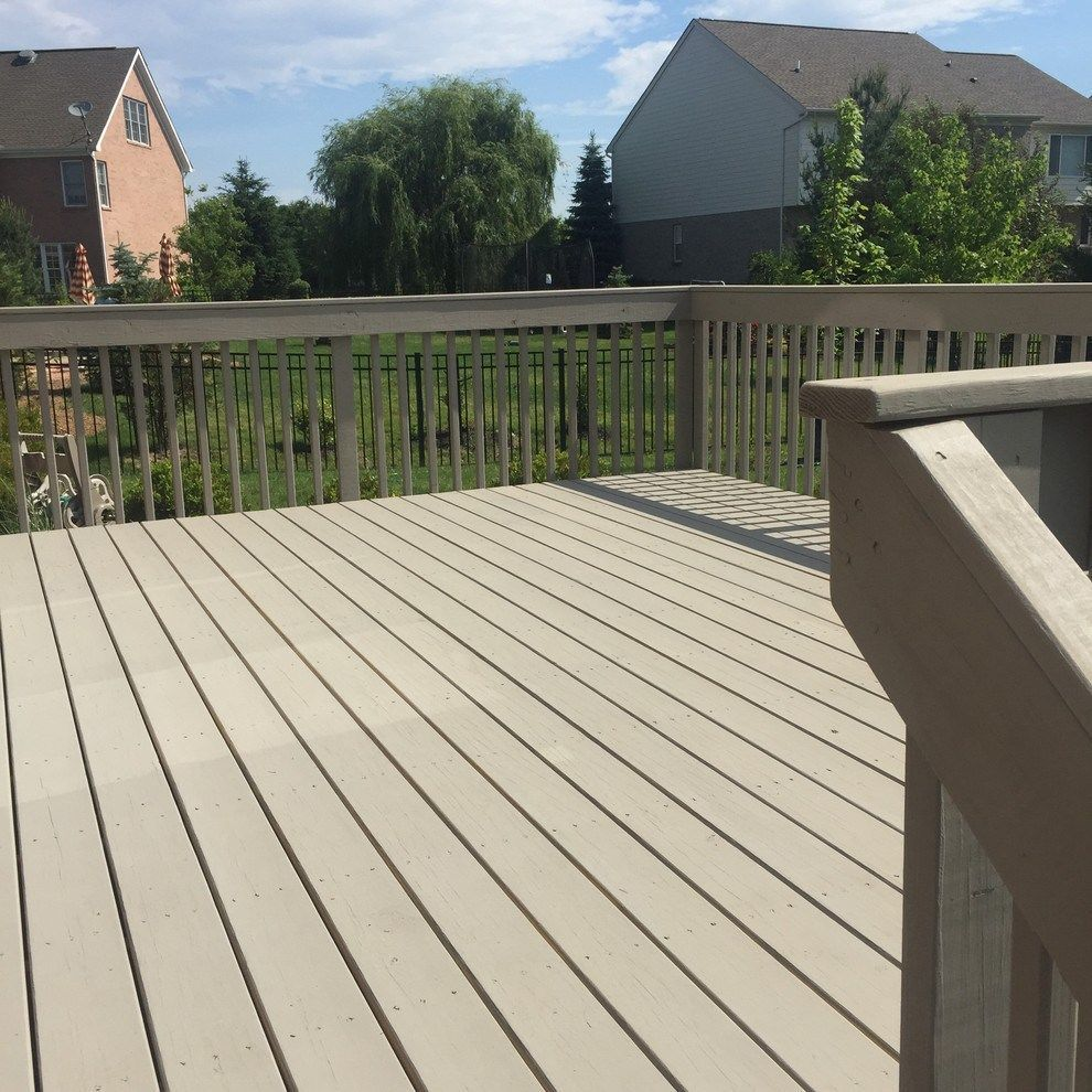 I Have Collected A Few DIY Deck