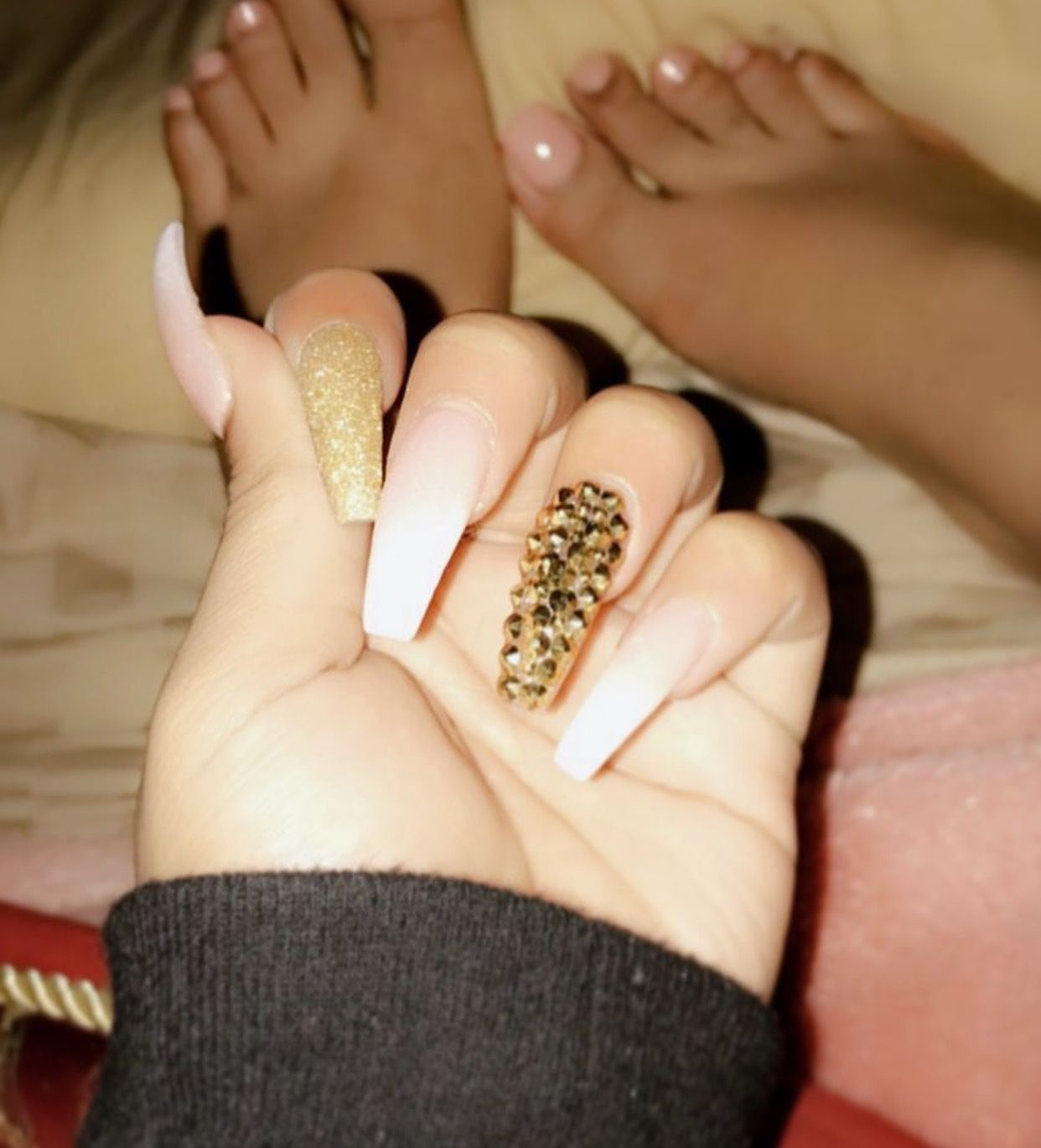 Pin by AMOUR DOLL ♡ on n a i l s ♡ | Pinterest | Nail inspo, Nail ...