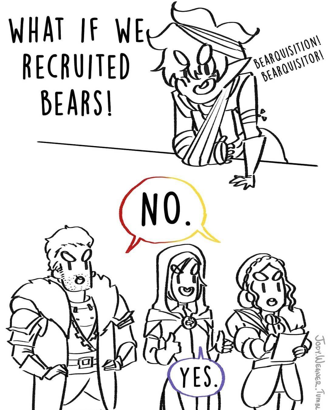 Bearquisition Da Da Dragonageorigins Greywarden