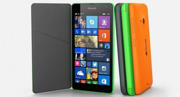 مواصفات هاتف لوميا Lumia 540 بشريحتي اتصال
