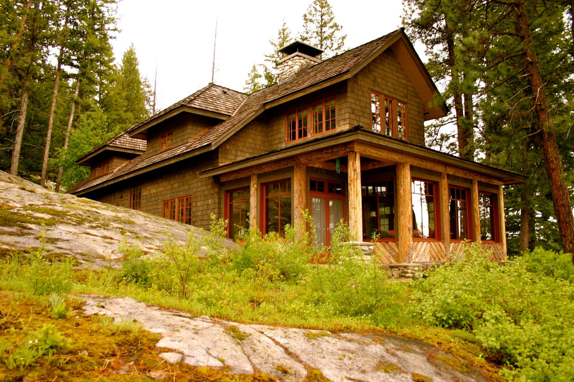 Adirondack Style Cabin Cool House Designs Lake Houses Exterior Cabins And Cottages